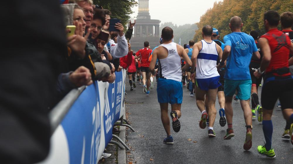 Berlin marathon, 3