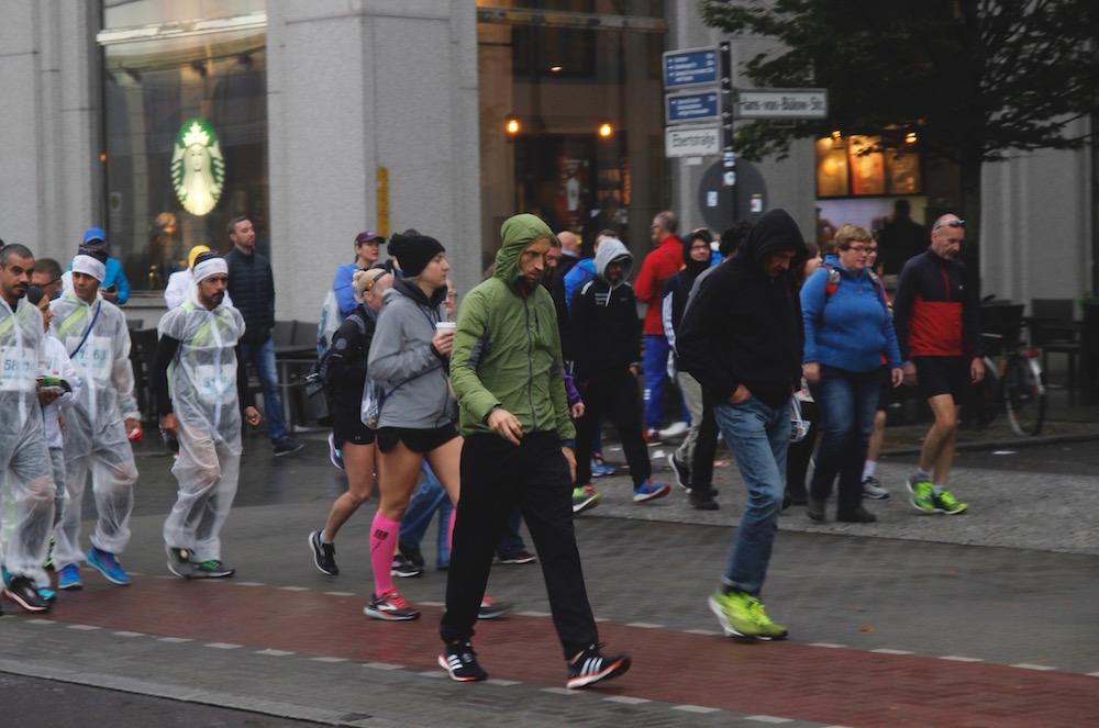 Berlin marathon, 17