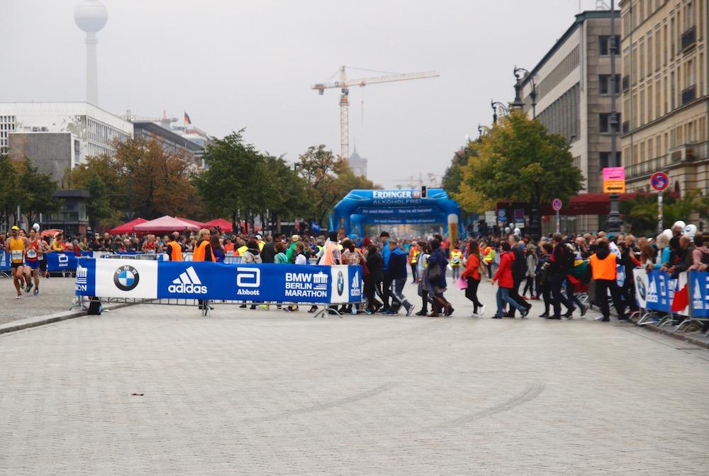 Berlin marathon, 12