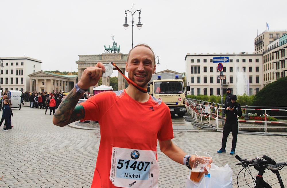 Berlin marathon, 11