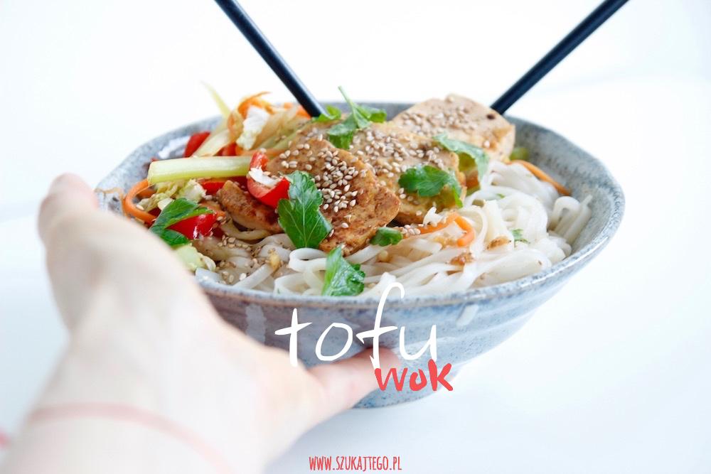 tofu wok
