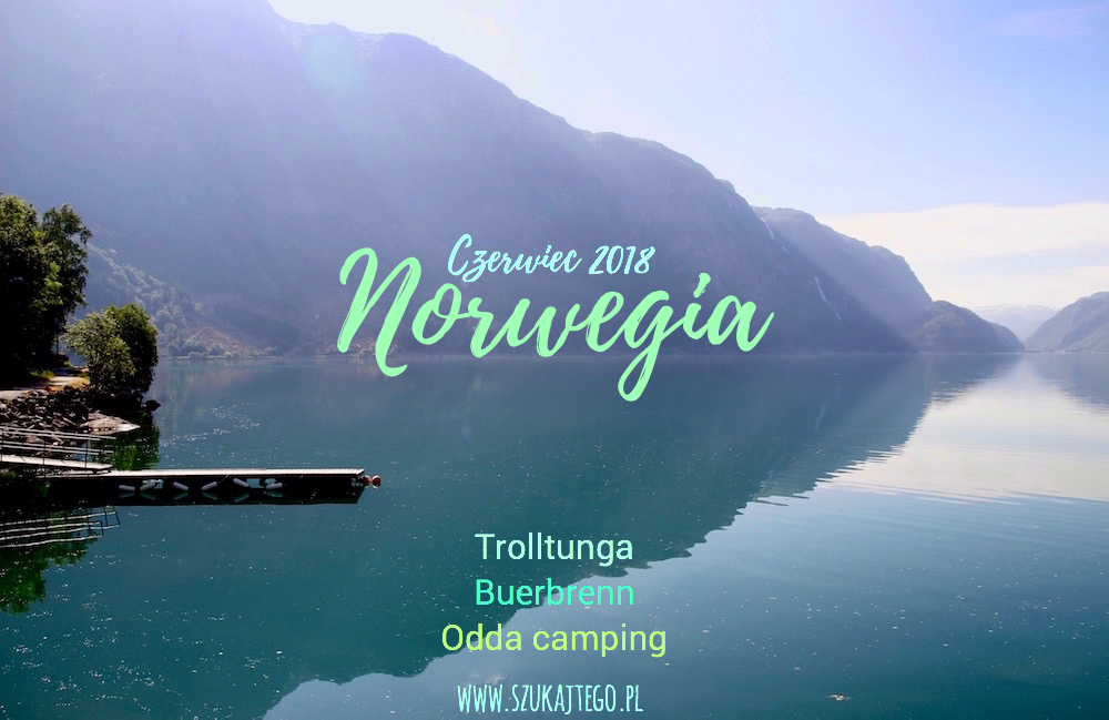 norwegia trolltunga