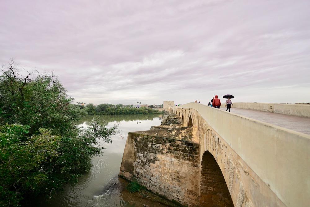 most starozytny nad Gwadalkiwir