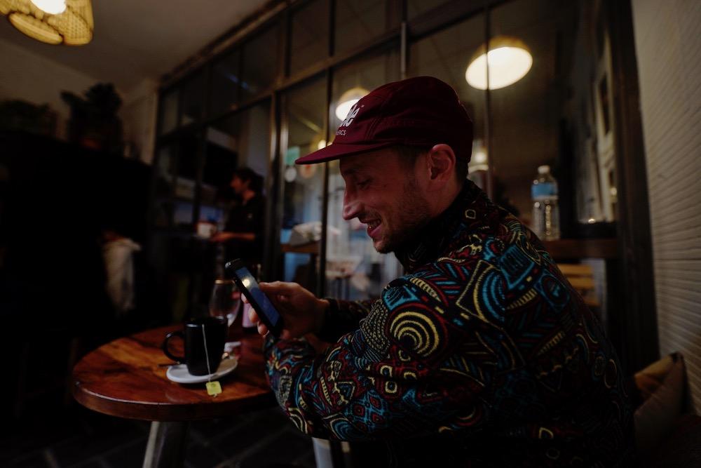 Almazen cafe